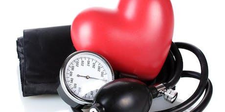 Blood Pressure Control tickets