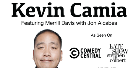 Comedian Kevin Camia tickets