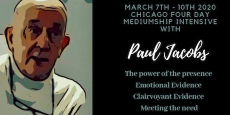 Paul Jacob's 4 Day Chicago Mediumship Intensive tickets