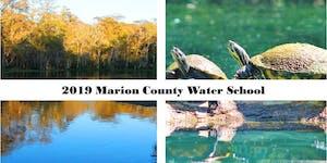 2019 Marion County Water School