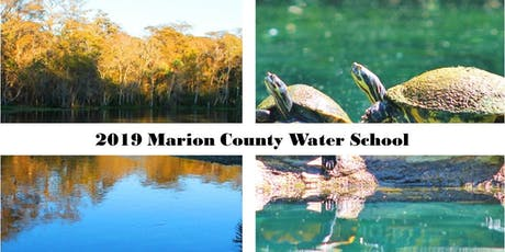 2019 Marion County Water School tickets