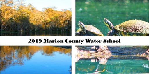 2019 Marion County Water School