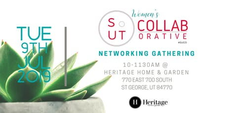 Southern Utah Women's Collaborative (July 9 Gathering) tickets