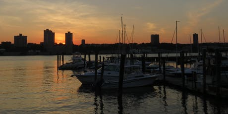 Summer Wednesday: Sunset Walk #3: West 44th Street to 79th Street Boat Basin Photography & Nature Ramble tickets