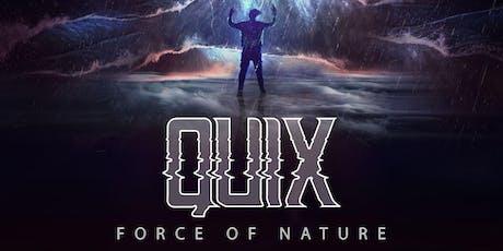QUIX tickets