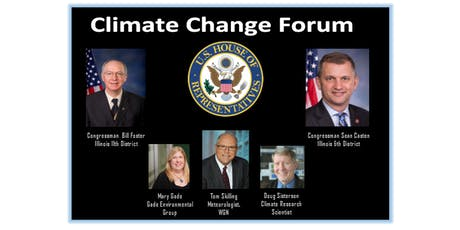 Climate Change Forum  tickets