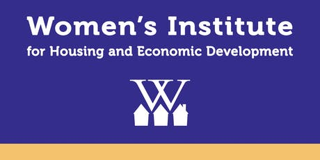 Women's Institute's 2019 Annual Meeting tickets