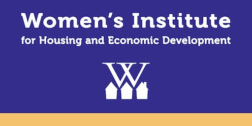 Women's Institute's 2019 Annual Meeting