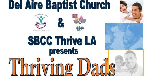 Thriving Dads: 10-Week Series About Fatherhood