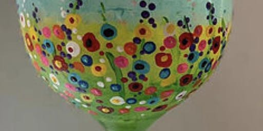 Test Event - Wine Glass Painting Event
