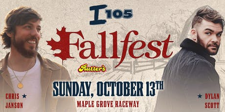 28th Annual I-105 Fallfest tickets