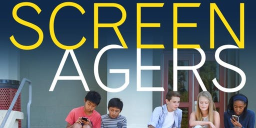 """""""Screen Agers-Growing Up in the Digital Age"""" Movie Screening"""