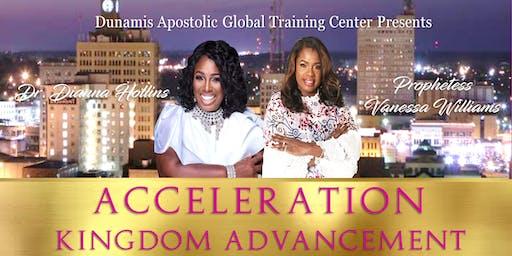 Acceleration & Kingdom Advancement Revival