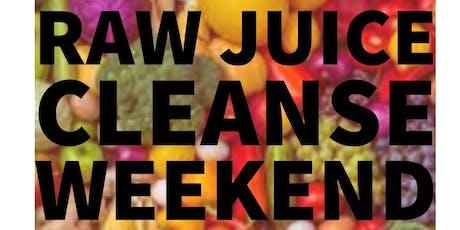 48 Hour Raw Juice Cleanse Weekend Workshop Retreat Orlando... tickets