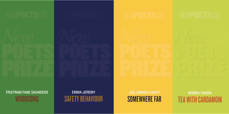 New Poets Prize Winners Pamphlet Launch tickets