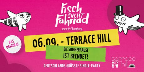 Fisch sucht Fahrrad-Party in Hamburg - September 2019 Tickets