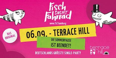 Fisch sucht Fahrrad-Party in Hamburg - September 2019 tickets