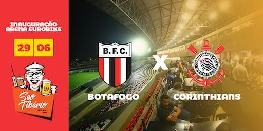 Botafogo SP x Corinthians no Seo Tibério (Inauguração Arena Eurobike)