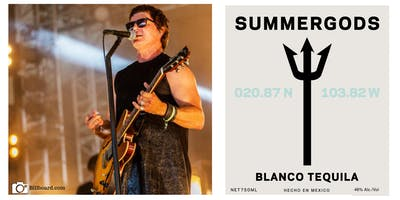 Official Launch Party  •  SummerGods Tequila featuring Stephan Jenkins 3EB