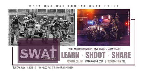 WPPA SWAT Team Photography Event tickets