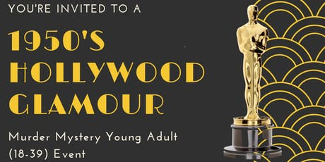 Young Adult Ministry Murder Mystery tickets