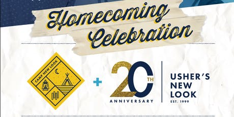 Camp New Look Homecoming 20th Anniversary Celebration tickets