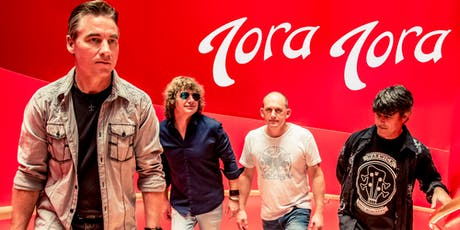 TORA TORA w/sg Afterthaut tickets