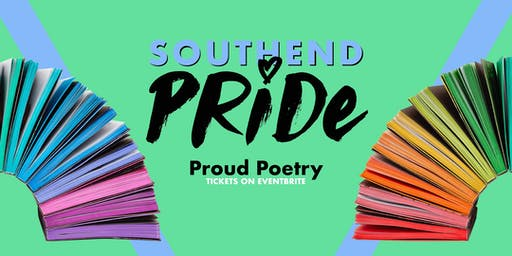 Southend Pride - Proud Poetry
