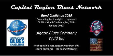 Capital Region Blues Network | Band Challenge 2019 tickets
