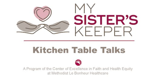 Kitchen Table Talks: Health Equity for the Next Generation