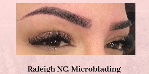 Effortless 10 Microblading Training Raleigh NC- July 21