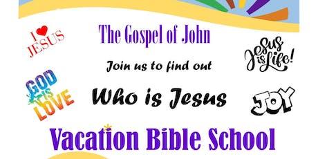 New Hope Church - Vacaton Bible School tickets