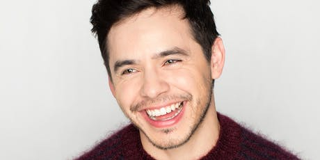 DAVID ARCHULETA tickets