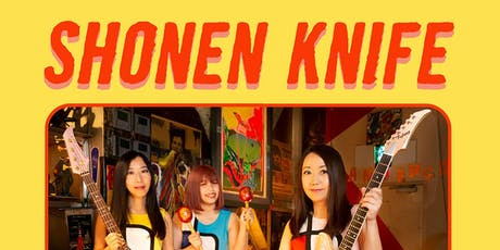 Shonen Knife @ Goldfield Trading Post tickets