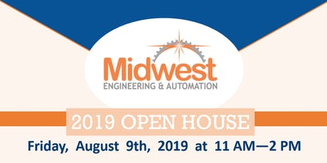 4th Annual Midwest Engineering & Automation Open House tickets