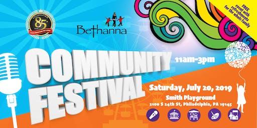 Bethanna Community Festival