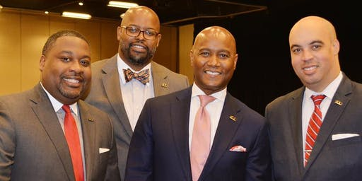 The 2019 100 Black Men of Metro Houston Annual Meeting