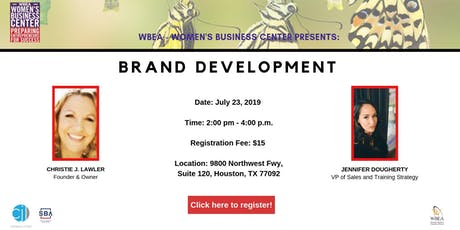 Brand Development  tickets