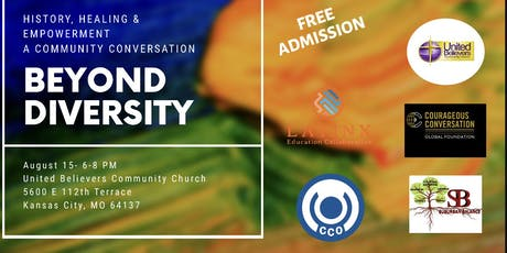 Community Conversation: Racial Healing and Empowerment tickets