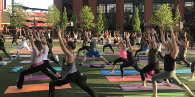 Club Fitness Yoga Series
