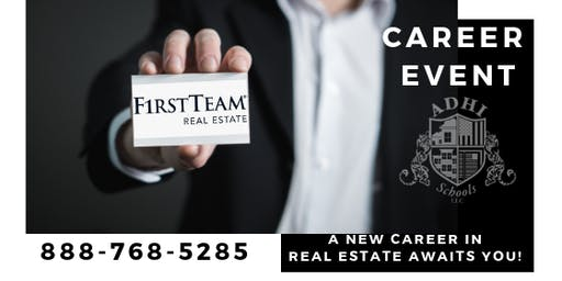 Anaheim Hills First Team Real Estate Career Night
