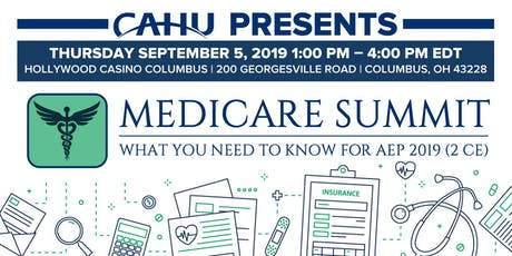 Medicare Summit - Preparing for the 2019 AEP (2+ CE) tickets