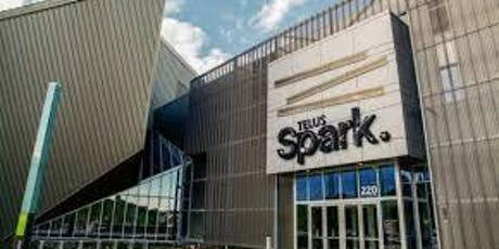 Lunch Without Lunch @ TELUS Spark tickets