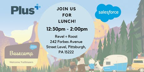 Salesforce Basecamp Pre-event Lunch! tickets