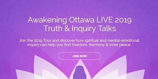 Awakening Ottawa LIVE
