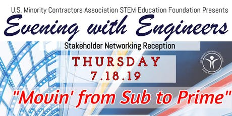 USMCA Evening with Engineers Professional Networking Event (STEM 501C3) tickets