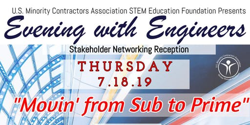 USMCA Evening with Engineers Professional Networking Event (STEM 501C3)