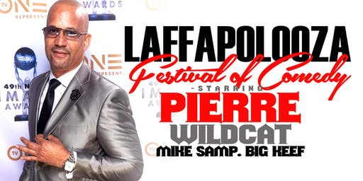LAFFAPOLOOZA Festival of Comedy