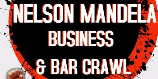 Nelson Mandela Business &  Bar Crawl Patronizing Local Bed Stuy Businesses