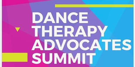 Dance Therapy Advocates Summit 2020 tickets
